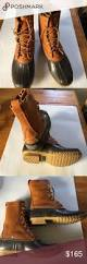 best 25 ll bean boots mens ideas on pinterest bean boots men ll bean boots men s sz 8 in mint condition leather rubber boots from ll bean