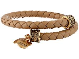 braided leather wrap bracelet images Lyst alex and ani indie spirit braided leather wrap bracelet in jpeg