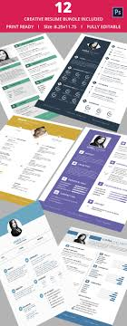 resumes templates free 51 creative resume templates free psd eps format