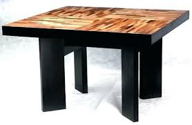 reclaimed wood square dining table square wood dining table rustic 9 square wood dining table and chair