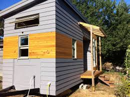 rent tiny house austin tx woman designs funky tiny house to rent