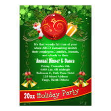 corporate holiday party invitations u0026 announcements zazzle canada