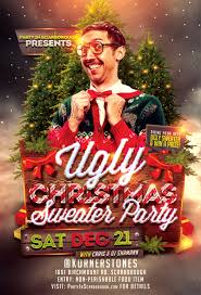 ugly christmas sweater jam 2013 with dj shamann