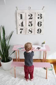 Diy Childrens Desk by Copper Pipe Child U0027s Desk Diy U2013 A Beautiful Mess