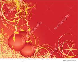 templates vector christmas background stock illustration