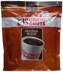 dunkin donuts original medium roast blend coffee