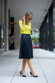 pleated skirts what to wear with pleated skirts 2018 fashiontasty
