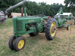 2nd model a with 616 hay baler john deere equipment pinterest