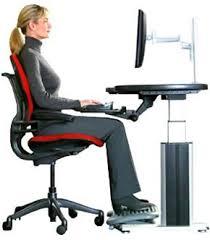 ergonomie bureau ordinateur boutique présence ergonomie