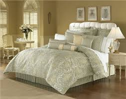 Waterford Bogden King Comforter Waterford Bedding Venise Laurel Queen Comforter