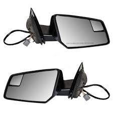 amazon com pair set power side view mirrors heated signal spotter