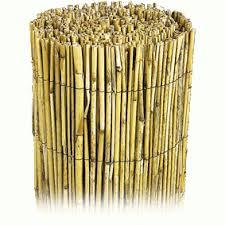 brise vue en bambou pas cher canisse bambou pas cher panneau occultant balcon closdestreilles