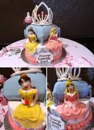 princess baby shower cake princess baby shower cake by keep it sweet on deviantart