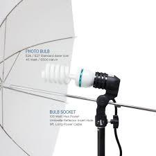 cheap umbrella lighting kit limostudio photography photo portrait studio 600w day amazon in