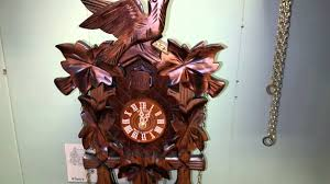 black forest cuckoo clocks current selection youtube