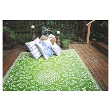 Lime Green Outdoor Rug Fab Habitat Murano Outdoor Rug Lime Green Target
