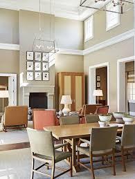 crown moulding ideas living room mediterranean with clerestory