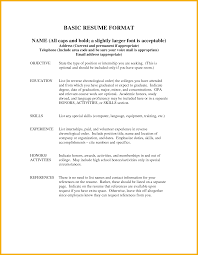 Resume Activities Section References For Resume Coinfetti Co