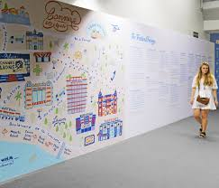 Cannes Map by Cannes Lions Maps Walk With Me Studio Walk With Me Studio