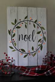noel sign lighted christmas sign hand painted wood sign lighted