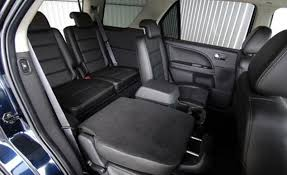 1996 Ford Taurus Interior 2008 Ford Taurus X Information And Photos Zombiedrive
