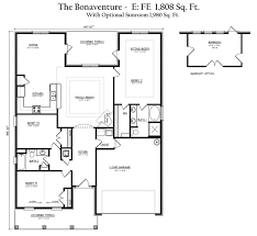 dr horton floor plan the bonaventure woodmont foley alabama d r horton