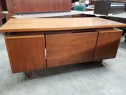 vintage jens risom floating desk dynamic office services