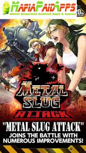 metal slug 2 apk metal slug attack 2 20 1 apk mod unlimited ap for android