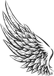 wing design tattoos designs