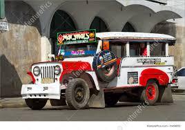 philippine jeep clipart colorful filipino jeepney picture