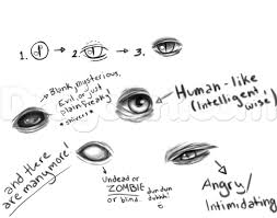 how to draw and color dragon eyes step by step dragons draw a