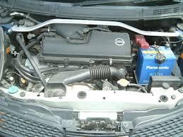 nissan micra march k12 cr10 de 1 0 petrol engine