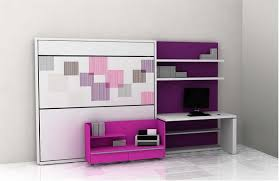 popular photo of cool room design for teenage girls small
