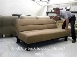 Click Clack Sofa Bed by Great Value Clic Clac Sofa Bed The Brooklyn Review Youtube