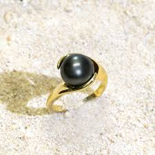 pearl rings london images Shop tahitian black pearl jewelry online black pearls jpg