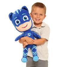 pj masks large plush catboy play toys kids ages