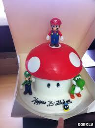 mario birthday cake mario birthday cake dorkly post