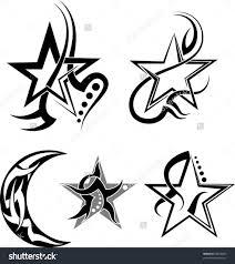 12 best celebrity moon tattoos images on pinterest star tattoos