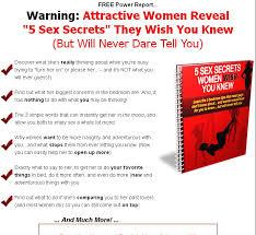 What Do Women Want In Bed 5 Secrets Women Wish You Knew Plr Ebook