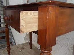 Schreibtisch Mit Schubladen Kleiner Englischer Mahagoni Schreibtisch Mit Schubladen 19