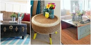 unique coffee table ideas coffee table alternatives coffee table