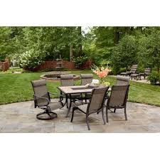 K Mart Patio Furniture Jaclyn Smith Marion Dining Table Limited Availability