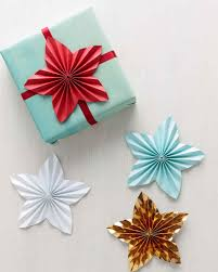paper gift toppers martha stewart