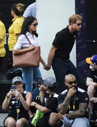 prince harry and meghan markle hold hands in canada in first