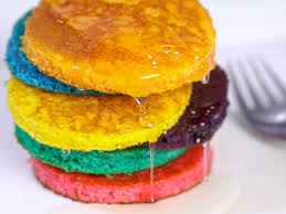 how to make rainbow pancakes 9 steps with pictures wikihow