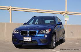 2014 bmw x1 review 2013 2014 bmw x1 xdrive28i review and road test
