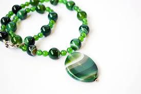 green agate necklace images Healing crystal handbook agate jpg