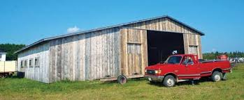 How To Build A Pole Shed Plans by Do It Yourself Pole Barn Building Diy Mother Earth News