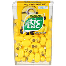 Where To Buy Minion Tic Tacs Banana Minion Tic Tacs Hy Vee Aisles Online Grocery Shopping