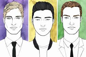 hair cuts based on face shape women haircuts for mens face shapes perfect men face shape haircut choice